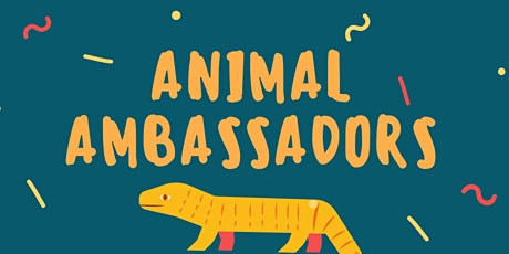 ANSC Virtual Animal Ambassadors for 7-9 Year Olds tickets