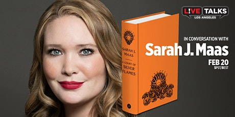 An Evening with Sarah J. Maas tickets