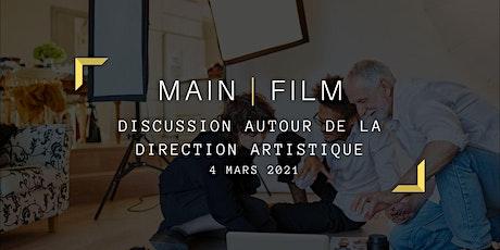 Discussion autour de la direction artistique   En ligne billets