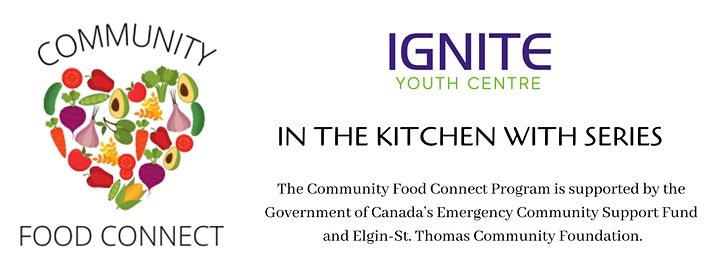 In the Kitchen with James Meadows  - Community Food Connect Series image