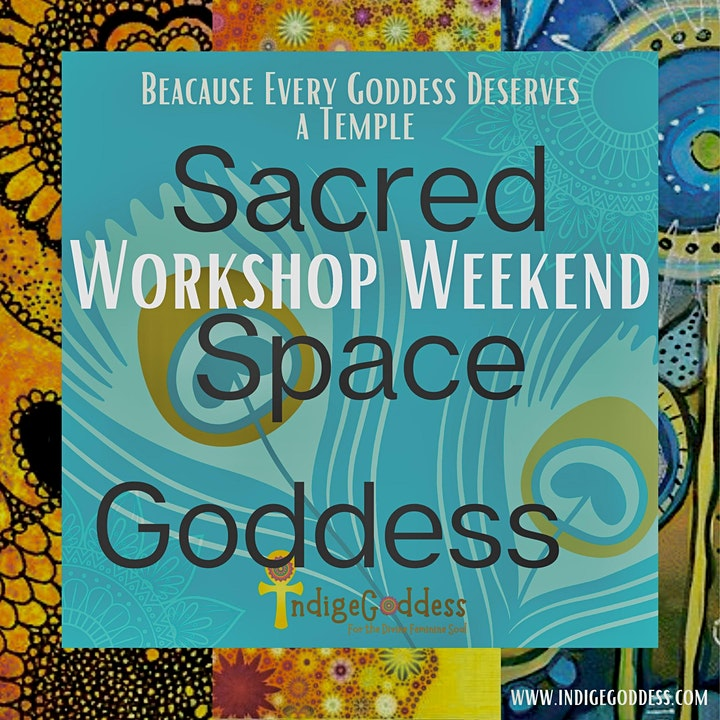 New Year Sacred Space Goddess Workshop Weekend: Winter Quarantine Session image