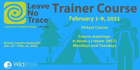 Leave No Trace Trainer Course - February tickets