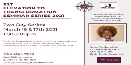E2T-Elevation to Transformation  Seminar tickets