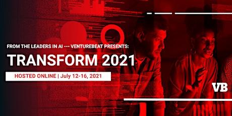 VentureBeat Transform 2021 ingressos