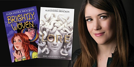 Alexandra Bracken in conversation with Leigh Dragoon and Kit Seaton tickets