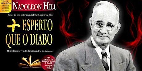 Mais Esperto que o Diabo | Grupo de Estudos Oficial  Fundação Napoleon Hill ingressos
