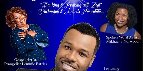 TPZ 2021 Scholarship & Awards Presentation: Thanking and Praising with Zeal tickets