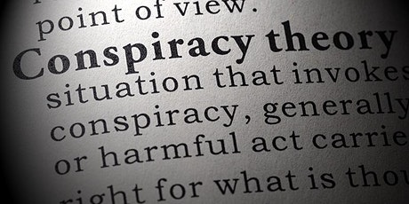 April 22, 2021: Conspiracy Theories and American Democracy tickets