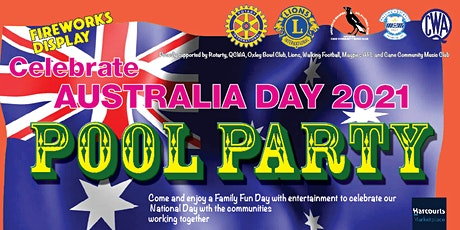 Australia Day 2021 tickets