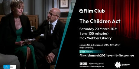 Film Club: The Children Act tickets