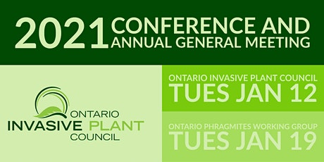 2021 OIPC & OPWG Invasive Plant Conference and Annual General Meeting tickets
