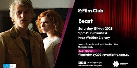 Film Club: Beast tickets