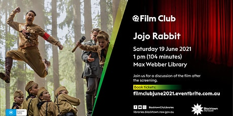 Film Club: Jojo Rabbit tickets