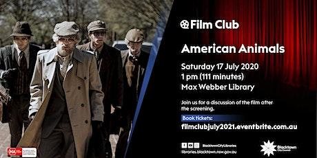 Film Club: American Animals tickets