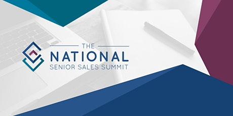 The 2021 Virtual National Senior Sales Summit tickets