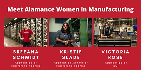Women in Manufacturing Technology Apprenticeships Live Chat tickets