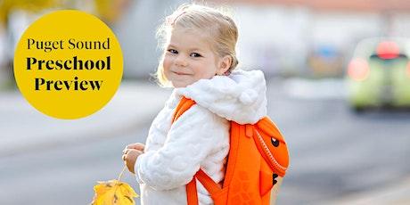 Puget Sound Preschool Preview tickets