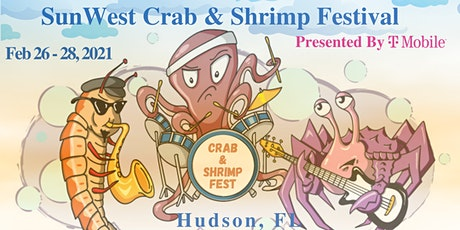 6th Annual SunWest Crab & Shrimp Festival Presented by T-Mobile tickets