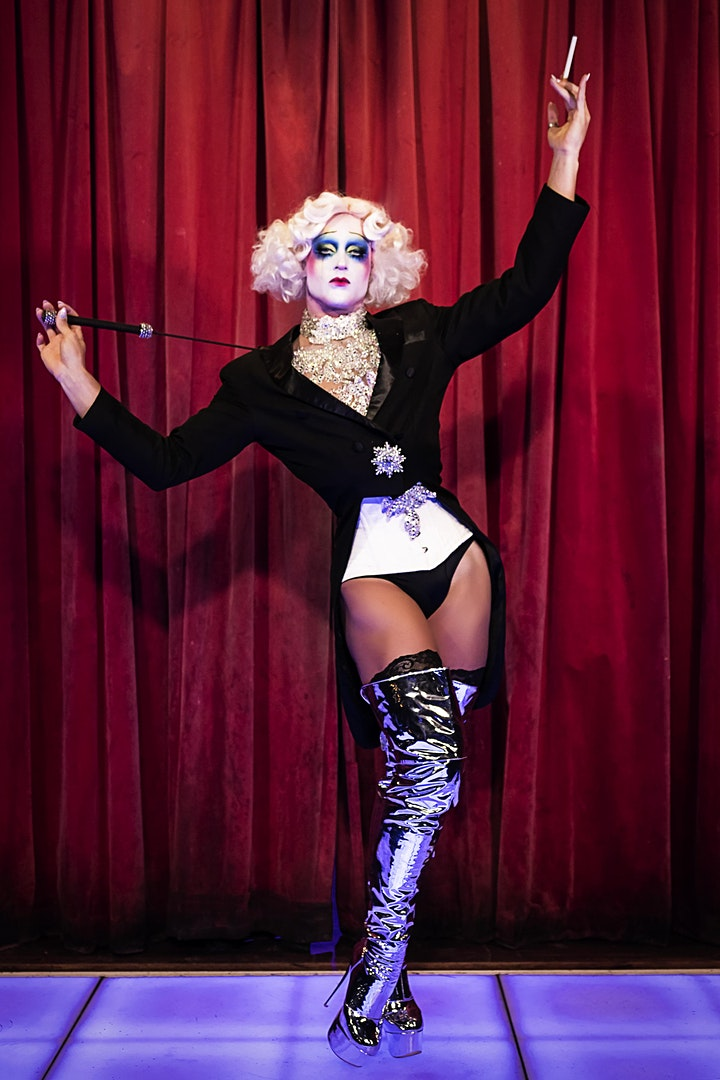 Queerlesque - Back, Back, Back Again! image
