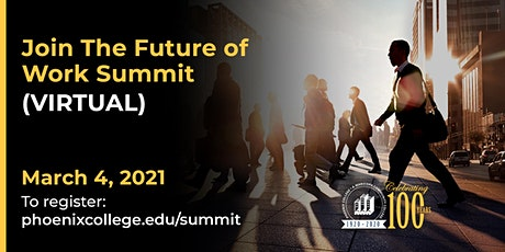 Future of Work Summit tickets