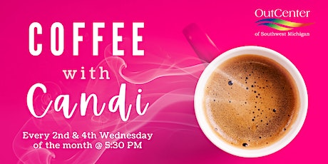Coffee with Candi tickets