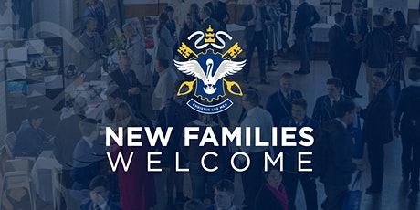 Welcome to New Families Function tickets