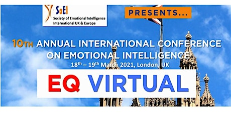 10th Annual International Conference on Emotional Intelligence tickets
