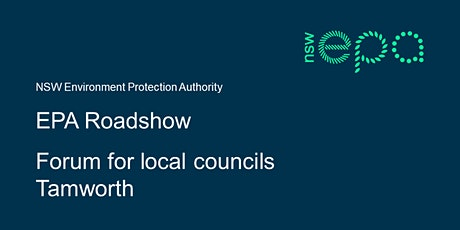 EPA forum for local councils – Tamworth tickets