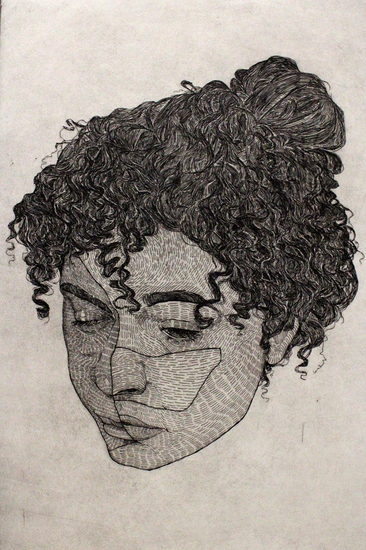 Drawing the Face with Tori-Jay Mordey (POSTPONED) image