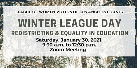 Winter League Day: Redistricting & Education Equality tickets