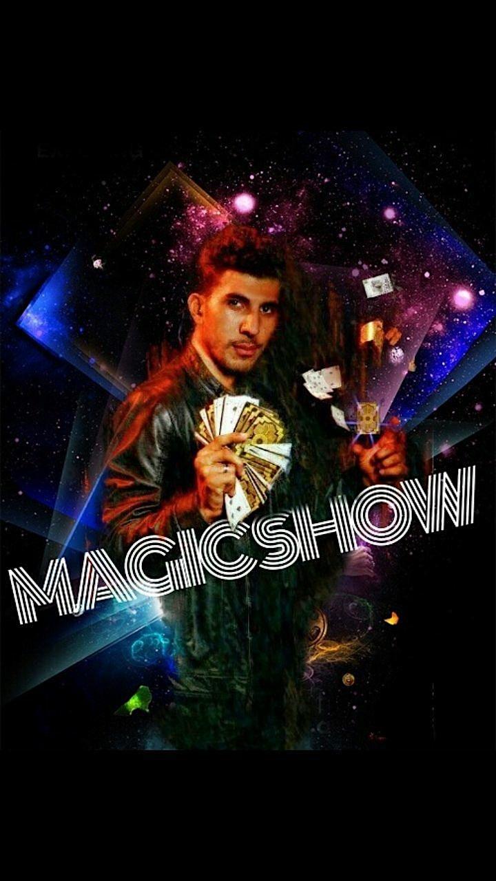 Magic Show The Arcane Starring: Miguel Vasquez image