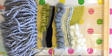 Loom Weaving (Ages 6-12) tickets