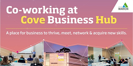 Cove Business Hub 2021 Networking Morning Tea tickets