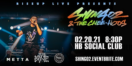 Shing02 & The Chee Hoos tickets