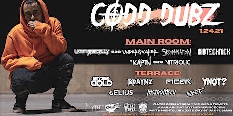 CODD DUBZ Live at Myth Nightclub | Sunday, 01.24.21 tickets