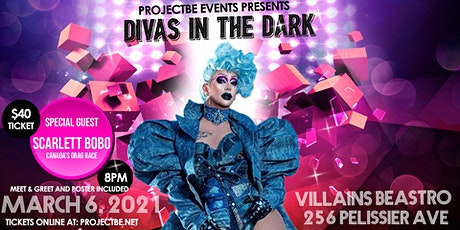 Divas In The Dark [Windsor] with Scarlett BoBo tickets
