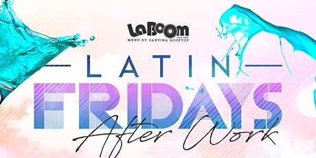 #1 NYC HAPPY HOUR | LATIN FRIDAYS  AFTER WORK tickets