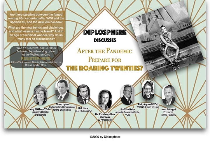 After the Pandemic, Prepare for the Roaring Twenties...and how it ended? image