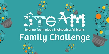 STEAM Family Challenge - Casuarina Library tickets