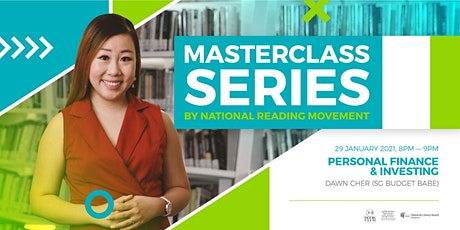 Personal Finance and Investing by Dawn Cher (SG Budget Babe) | Masterclass tickets