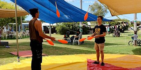Circus School- Murray River Splash tickets