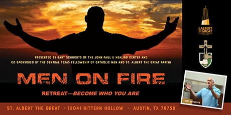 Men on Fire Retreat: Become Who You Are tickets