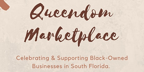 Queendom Marketplace tickets