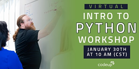 Codeup | Learn to Code Workshop: Python (Intro to Data Science) tickets