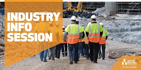 Bundaberg Industry Info Session tickets