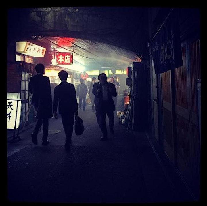 Tokyo Live Virtual Tour - Yakitori Happy Hour image