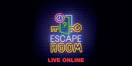 Youth Summer School Holiday Event: Escape the Room | LIVE ONLINE tickets