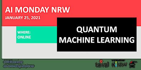 AI Monday - Quantum Machine Learning tickets