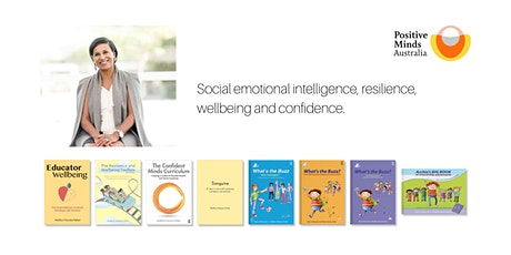 Social emotional intelligence, resilience, wellbeing and confidence. tickets