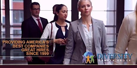 Dallas Career Fair - Virtual Job Fair - Thursday - October 21, 2021 tickets